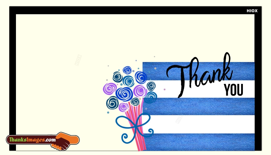Thank You Images for Flowers