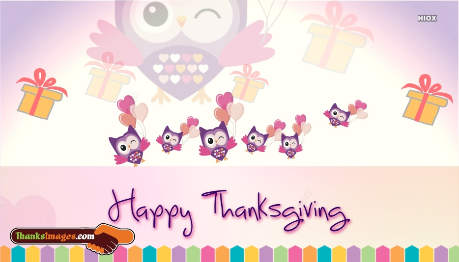 Thank You Images for Thanksgiving Day