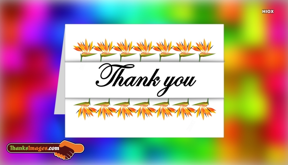 Thanks Greetings Cards | Thank You Greetings