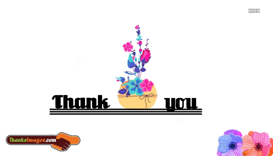 Thank You Clipart