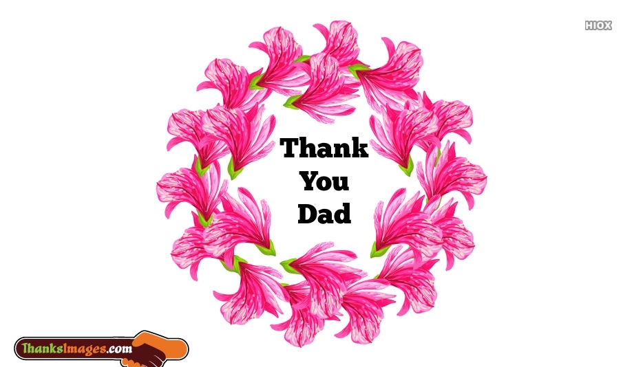 Thanks Images For Father | Thank You Father Images, Pictures