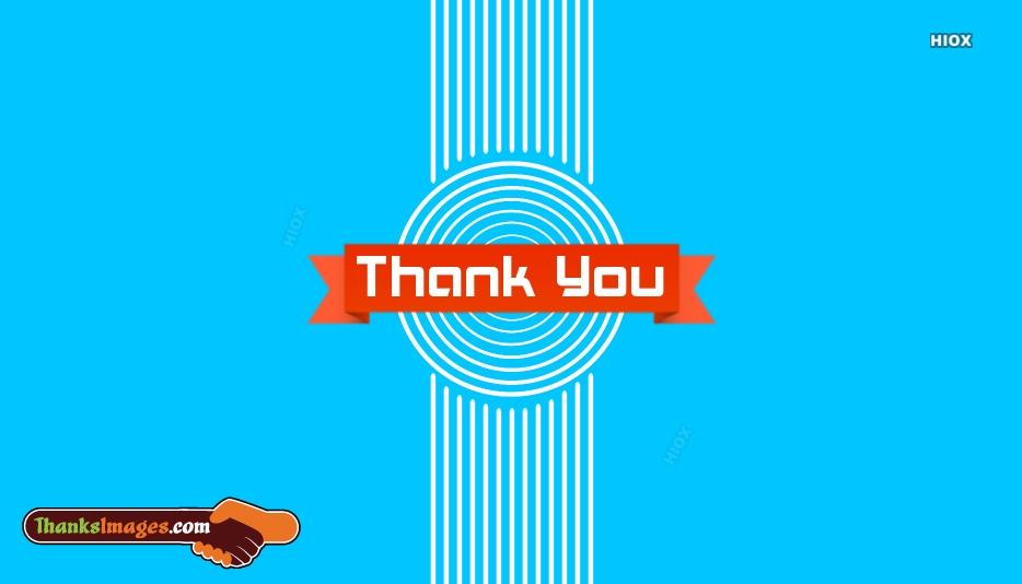 Thank You Dp