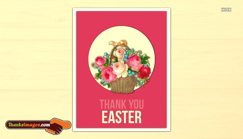 Thank You Images for Easter