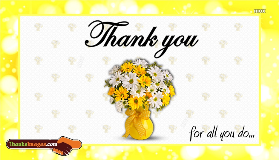 Thanks Images For Special Someone