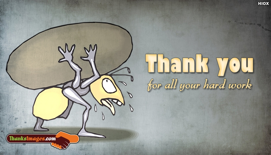 how to thank your work team