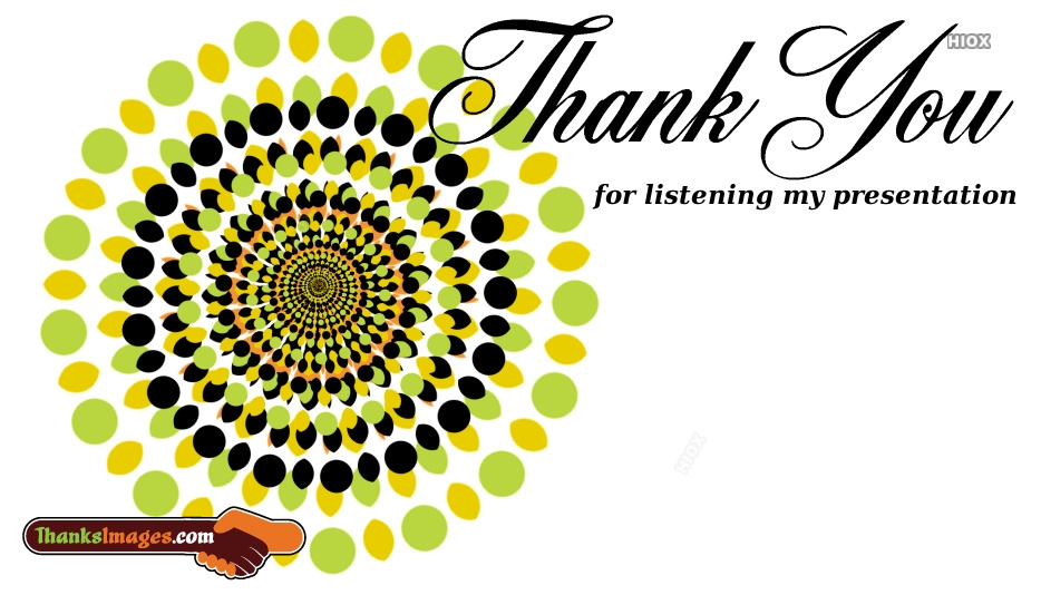 Thank You for Listening Images