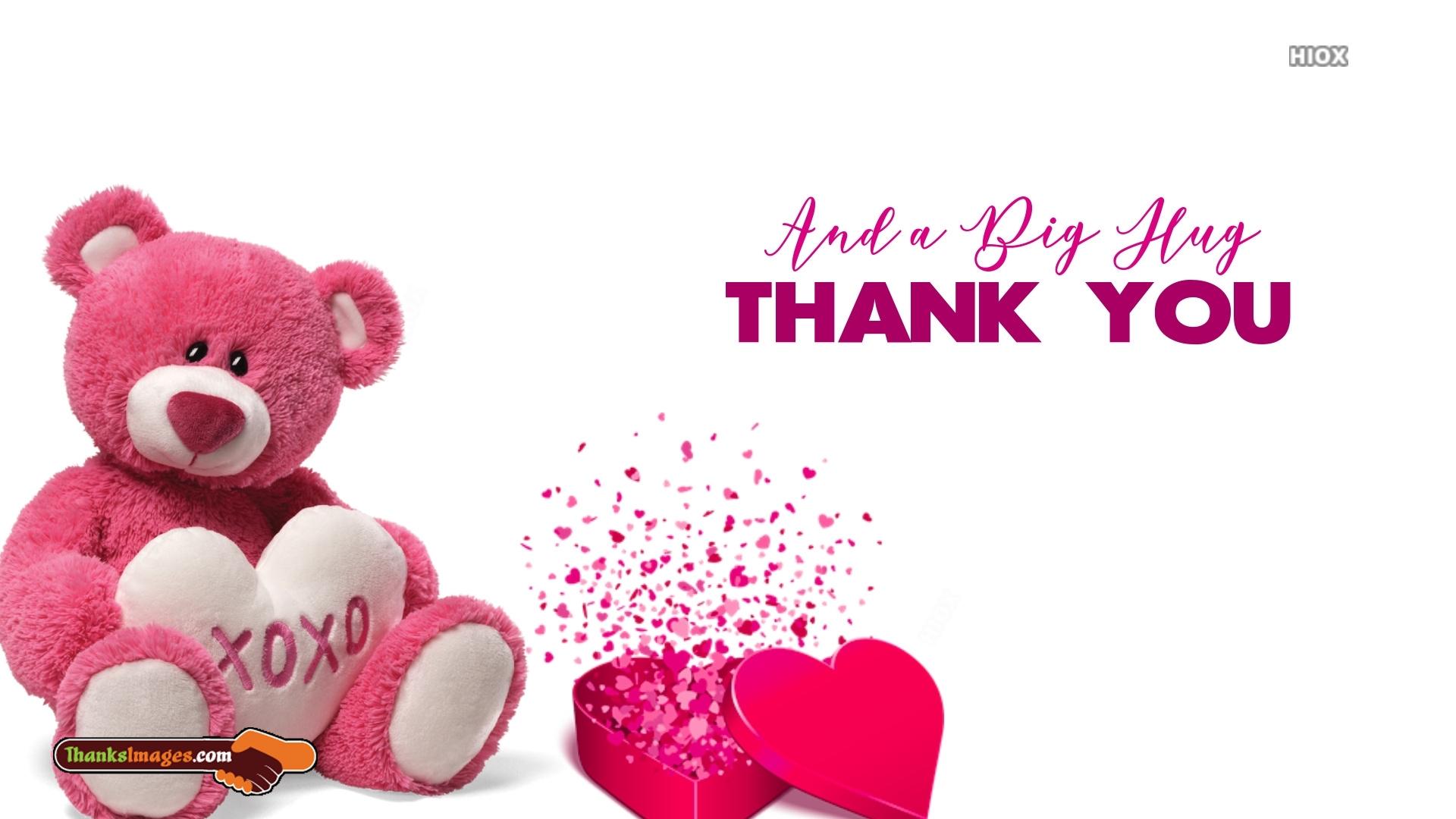 Thank You Hug