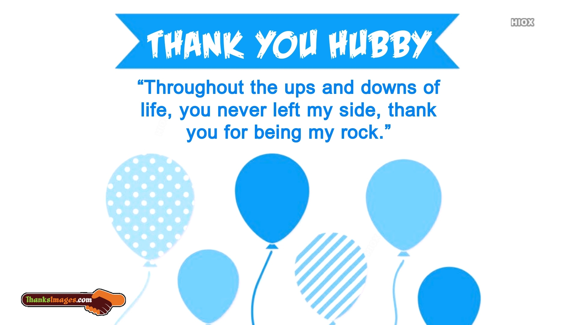 Thank You Husband Quotes
