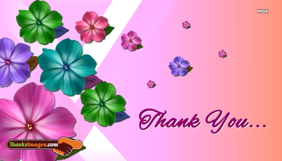 Thank You Images for Letter