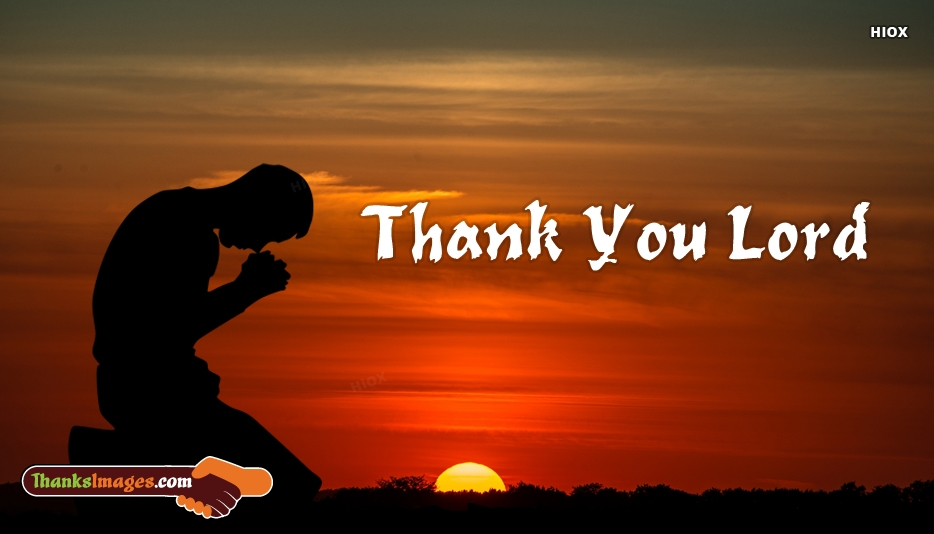 Thank You Lord Images, Pictures