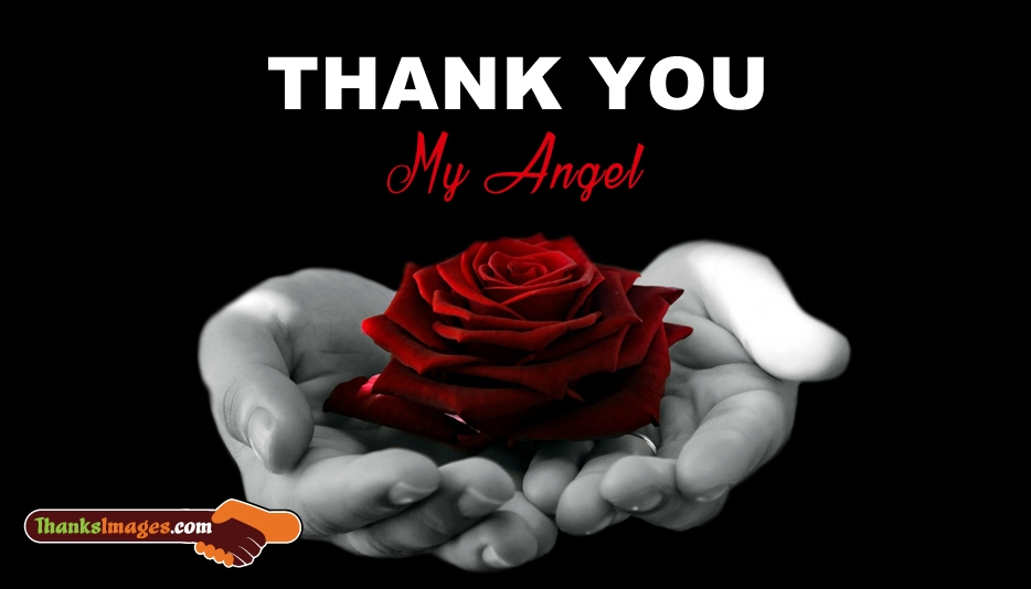 Thank You My Angel @ ThanksImages.com
