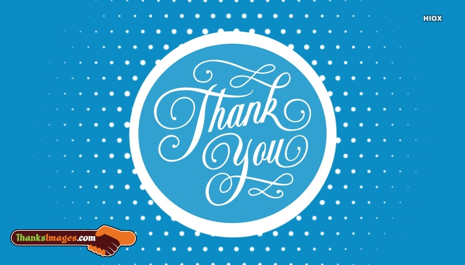 Thank You Images For Ppt Presentation