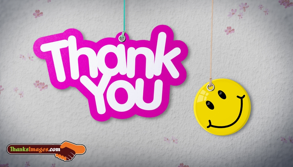 Thank You Smiley Face - Thanks Images for Friend