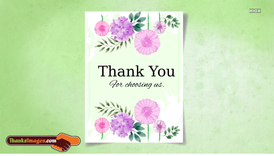 Thank You Images For Clients