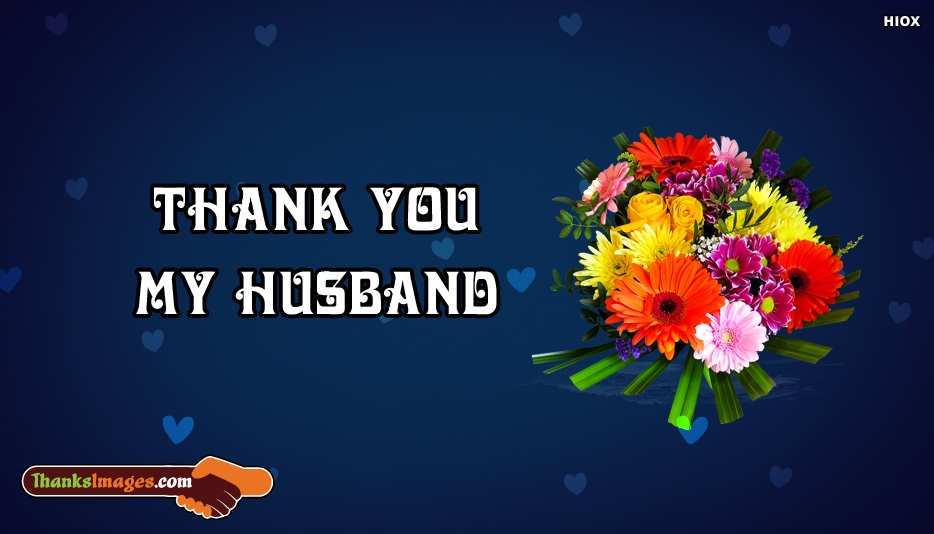 Thank You Images for Hubby
