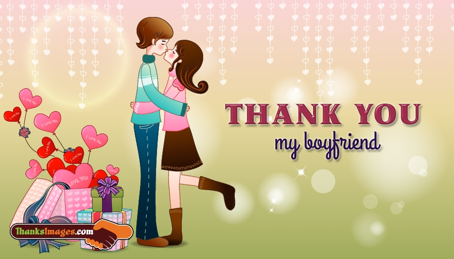 Thank You to My Boyfriend - Thanks Images for Boyfriend