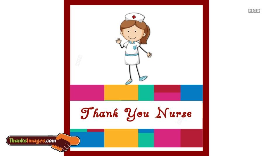 Thank You To Nurses