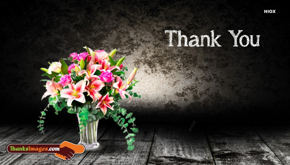Thank You Images for Wallpaper