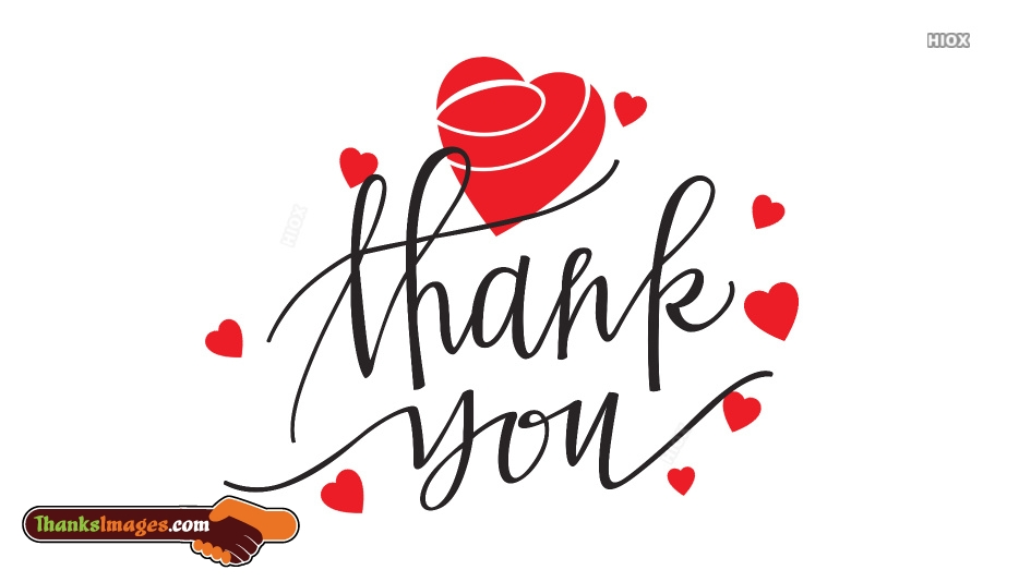 Thank You Images for Heart