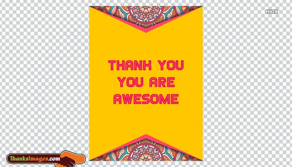 Awesome Thank You Images, Quotes