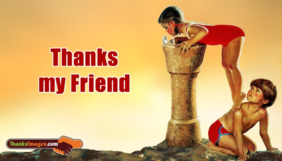 Thank You Images For Friendship