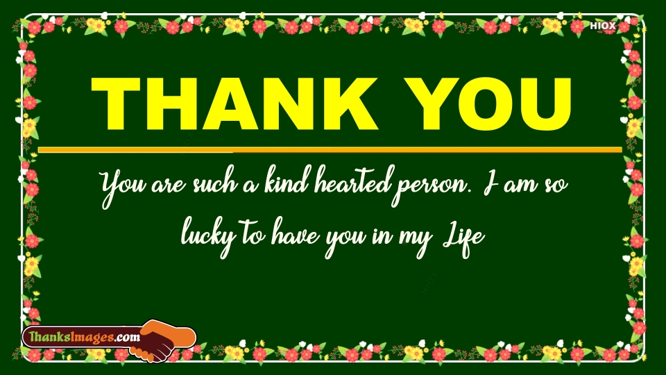 Thank You Images for Sayings