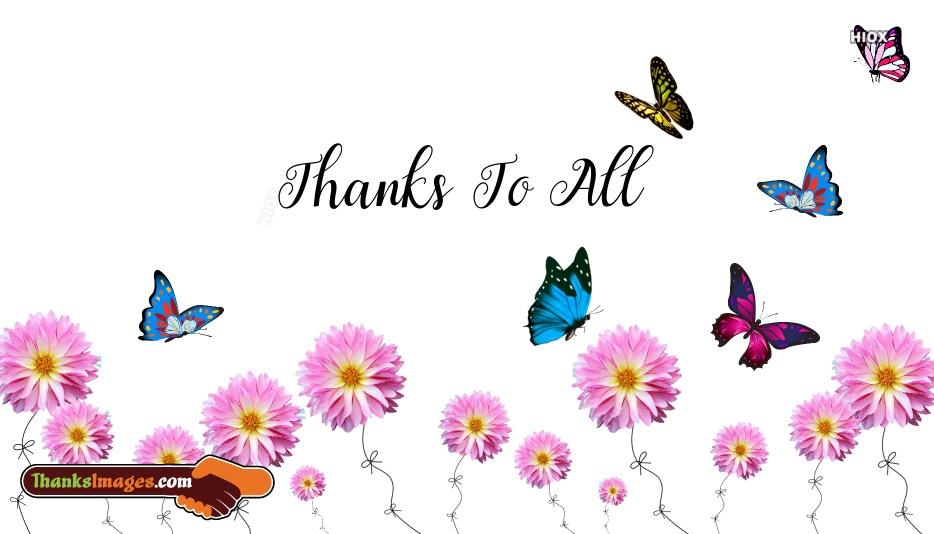 Thank You Images for All