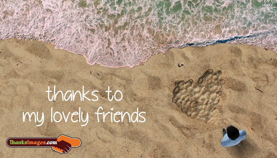Thanks Images for Lovely Friends | Thank You Images for Lovely Friends