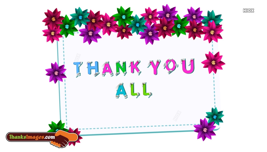 Thanks U All
