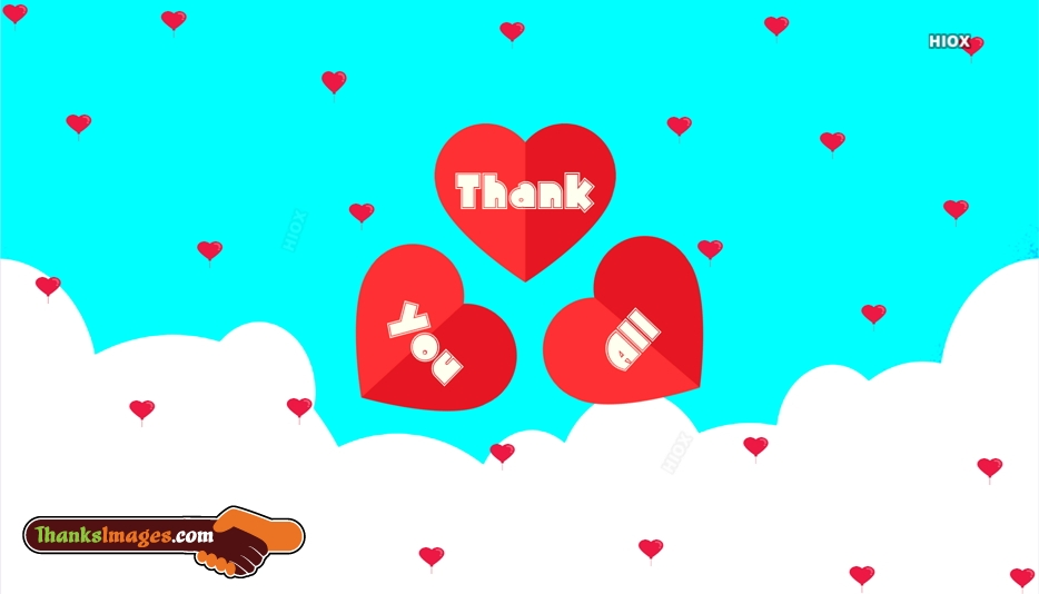 Thanks You All