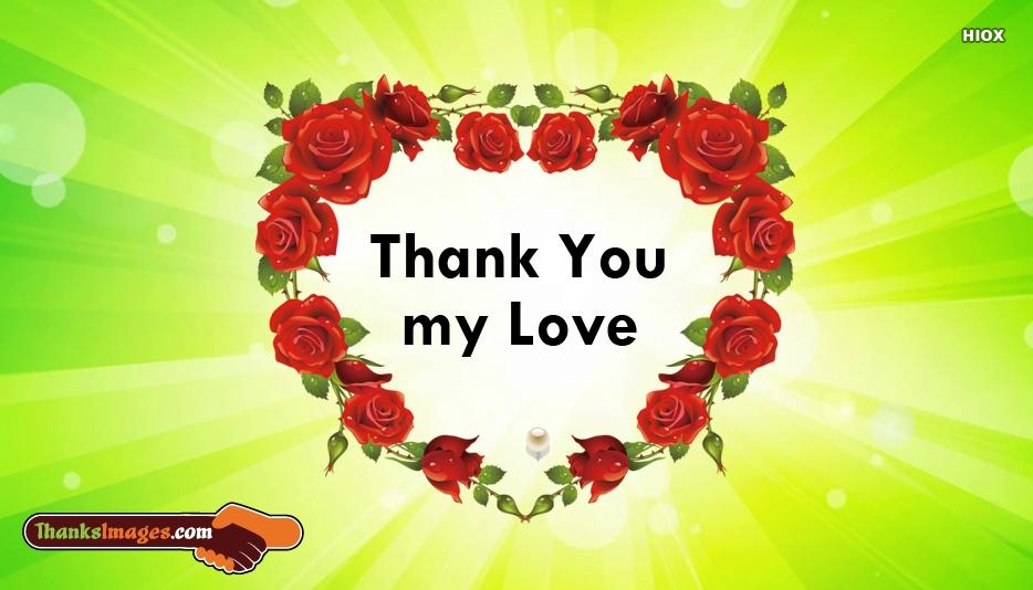 Thankyou My Love