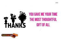You Are Thanks The Best