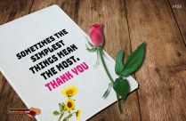 Thank You Very Much Image