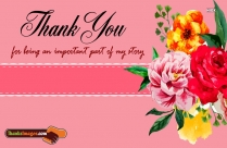 Thanks To All My Friends Quotes