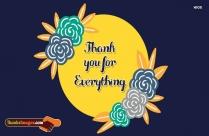 Thank You Images Appreciation