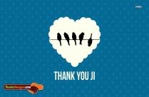 Thank You Ji