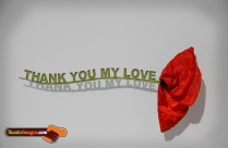 Thanks Images for Love | Thank You Images for Love
