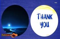 Thank You Ocean