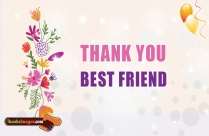 Thanks To All Of You