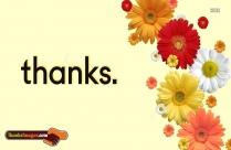 Thanks Card For Teachers