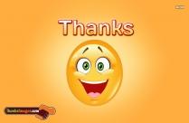 Thanks Emoji