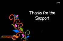 Thank You For Your Kind Words Image