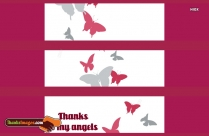 Thanks To My Angels