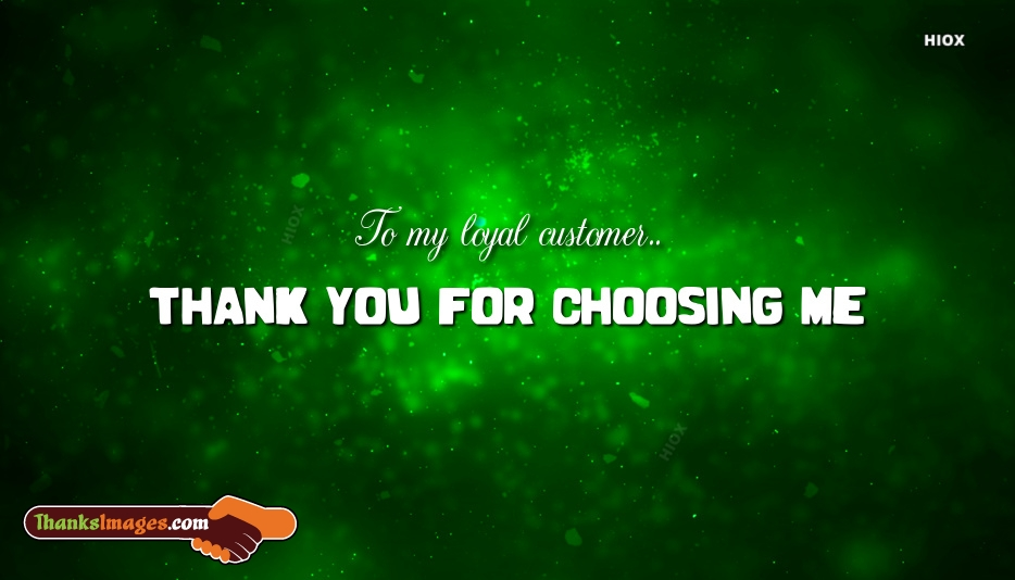 Best Thank You Customers Images
